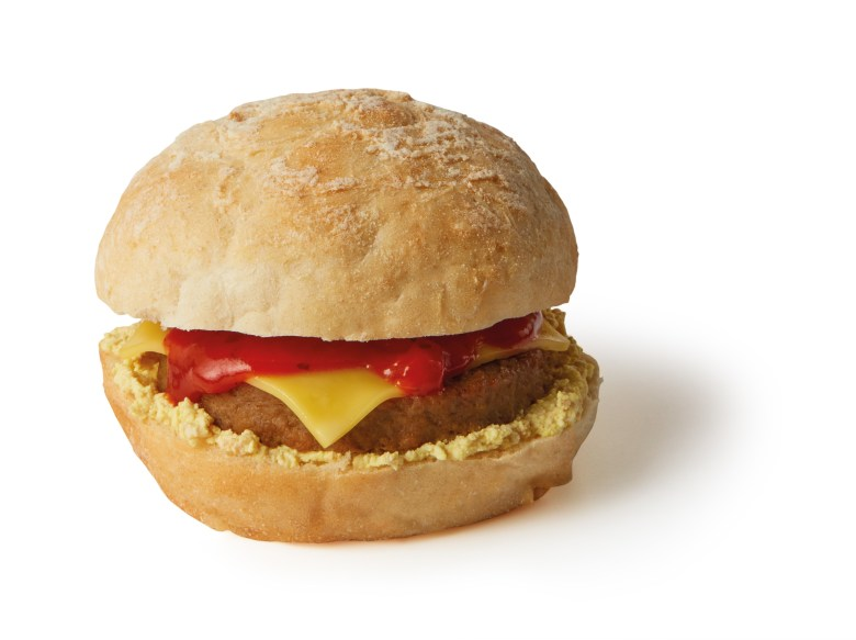 Starbucks Beyond Meat Breakfast Sandwich