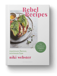 rebel recipe cookbook