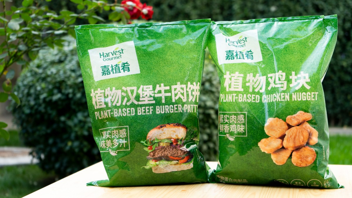 Nestlé launches plant-based meat brand in China following growing interest