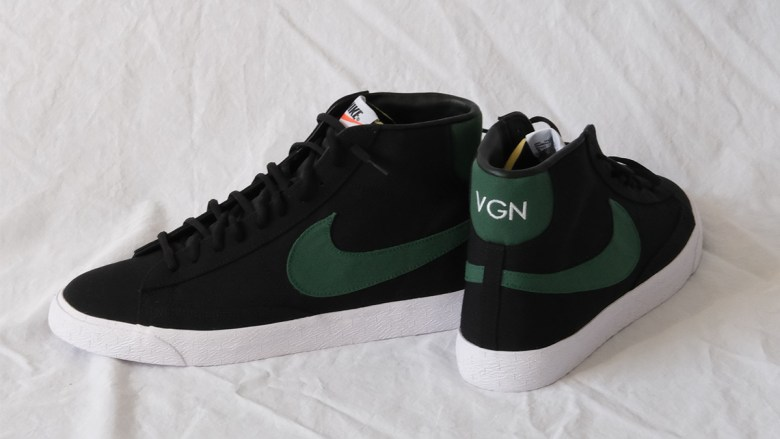 The Air Vegan's Blazer Mid sneakers