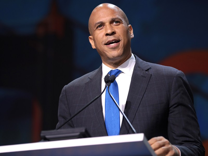 Cory Booker wants to ban factory farming