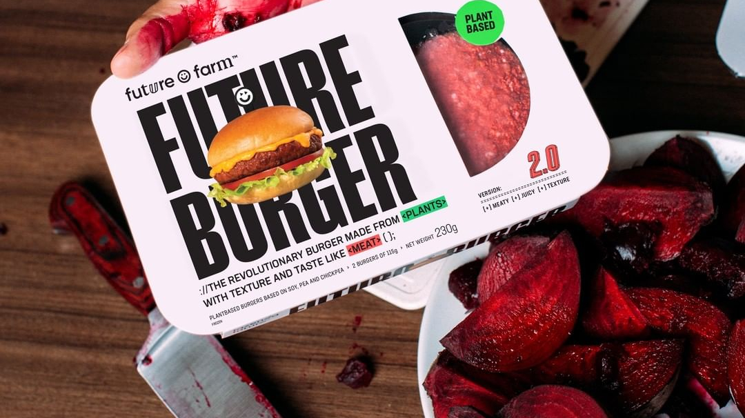 Future Farm unveils new plant-based meat alternatives in Sainsbury's stores across the UK
