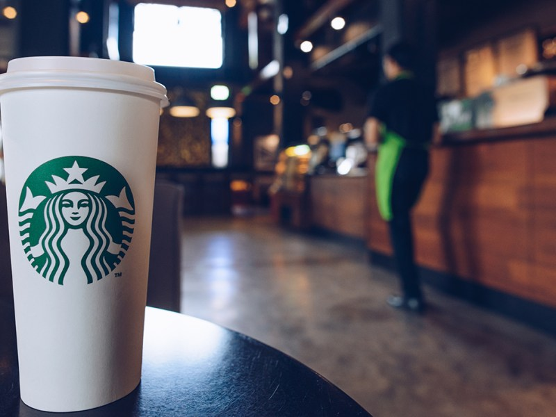 Starbucks Says Plant-Based Is 'Most Dominant' Shift In Consumer Behavior