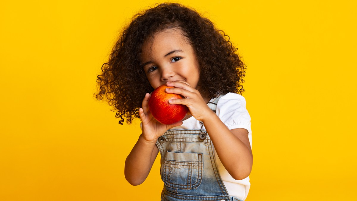 Are Vegan Kids At Risk Of Having 'Severe' Vitamin Deficiencies?
