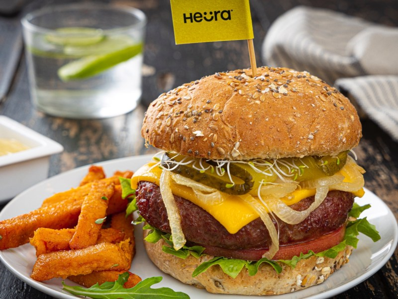 plant-based meat brand Heura