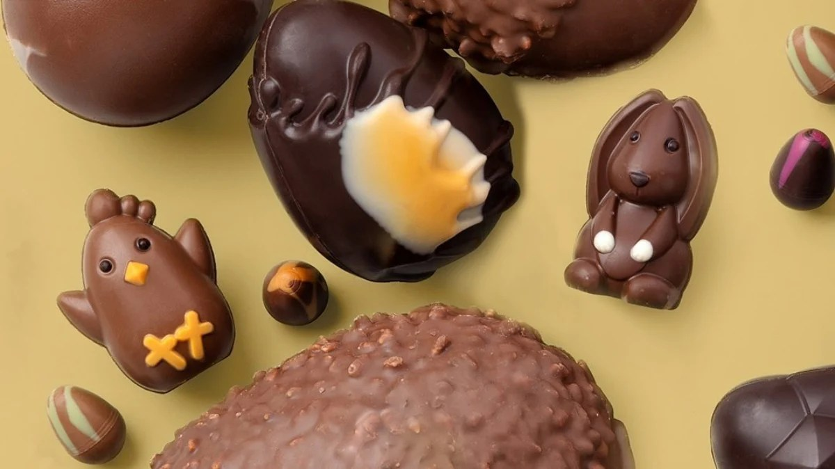 There are more plant-based alternatives to Easter egg favorites this year, from Hotel Chocolat to Doisy & Dam.