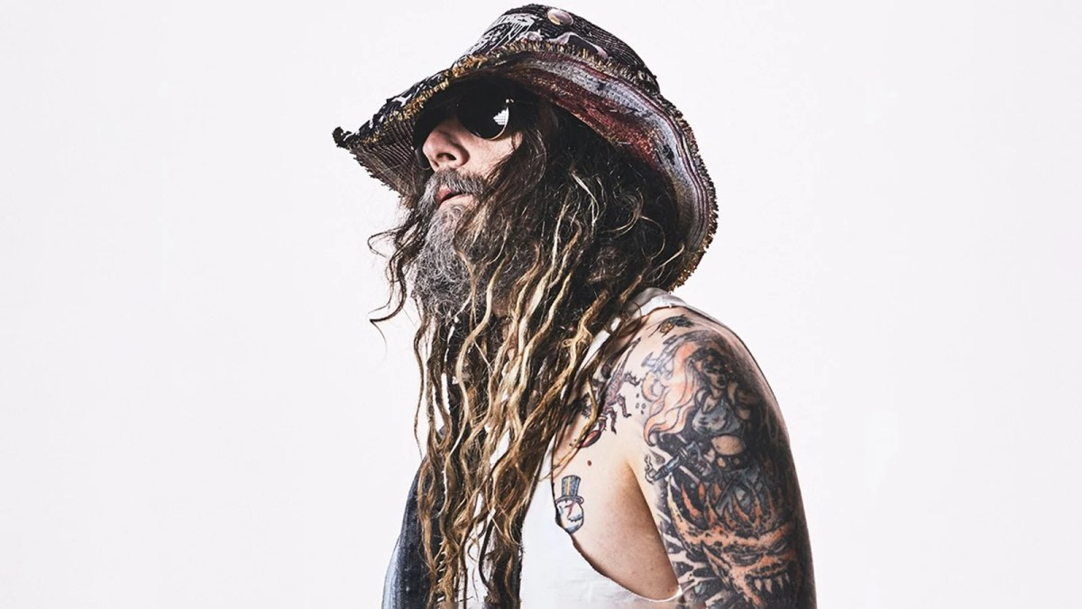vegan heavy metal icon Rob Zombie