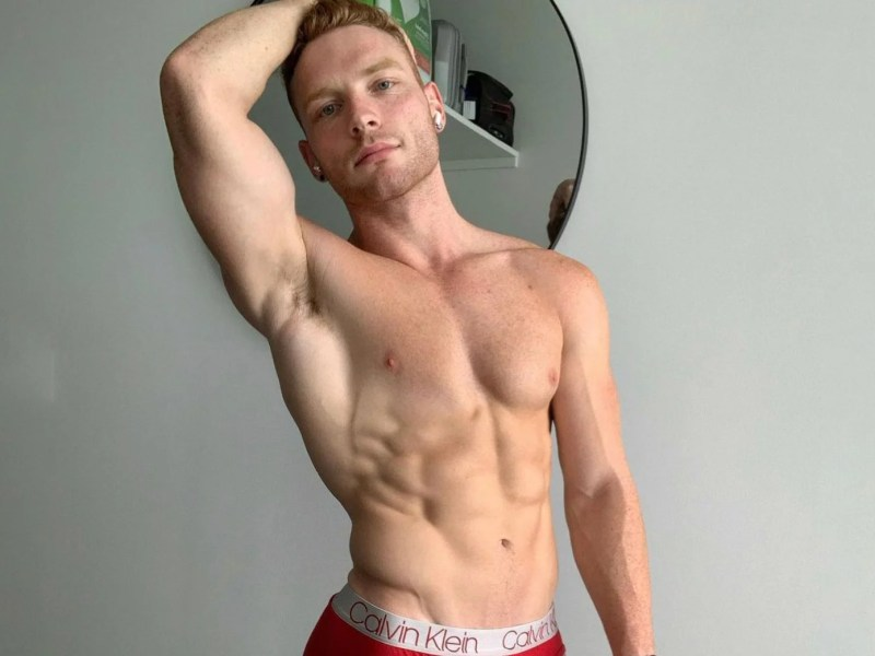 The Walking Dead Star Daniel Newman Credits Vegan Diet For Shredded Physique