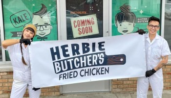 The Herbivorous Butcher will open a fried chicken restaurant this spring, following the success of the vegan butcher business