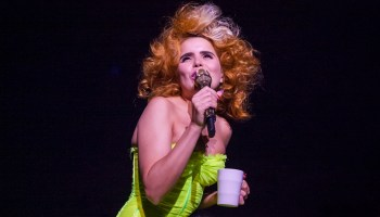 Paloma Faith Supports Vegan Charities Delivering Plant-Based Meals To Vulnerable People