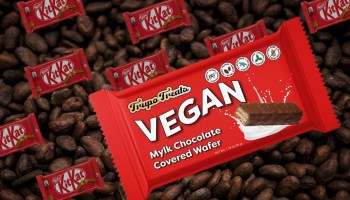 Vegan Alternative to 'KitKat' & 'Twix' Launches in US, Rivals Nestlé And Mars