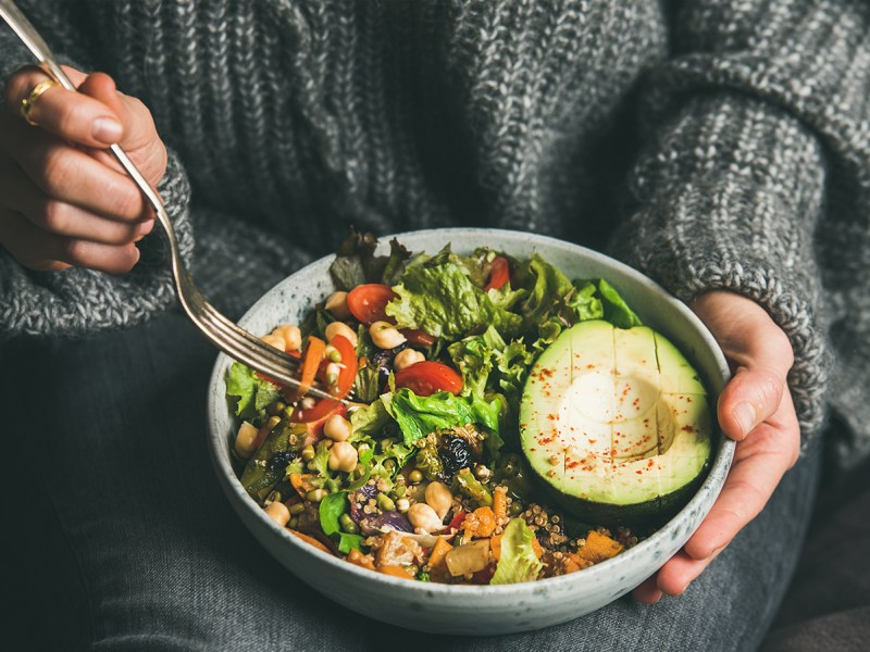 30% Of Scots Want Government To Promote Health And Environmental Benefits Of Vegan Diet