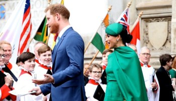 Prince Harry and Meghan Markle have been named the royals with the most eco-friendly vehicles