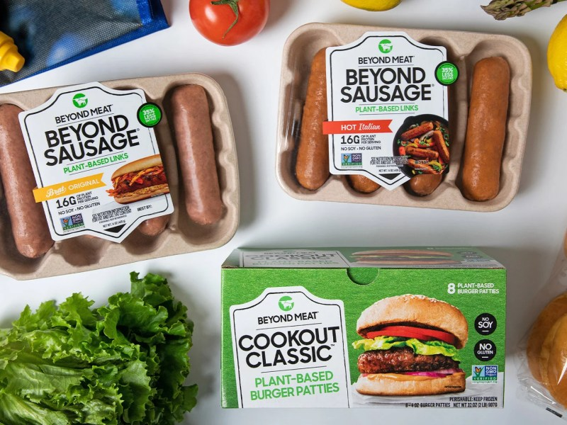 Beyond Meat To Launch Vegan Chicken This Year, Says Report