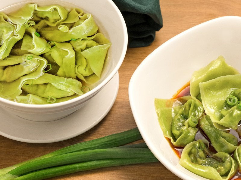 Din Tai Fung's new vegan options