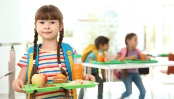 Impossible Foods Debuts Plant-Based Meat In Schools After Securing Child Nutrition Label