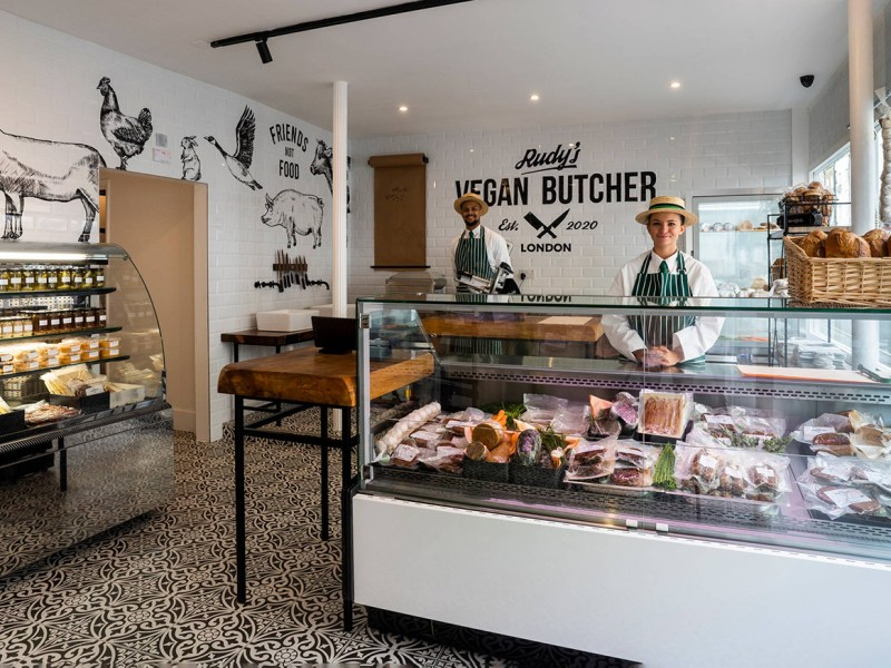 Vegan Butcher Opens 2nd Location At Iconic Department Store Selfridges