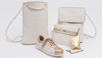 Vogue-Approved Vegan Pineapple Leather Nominated For Prestigious Award
