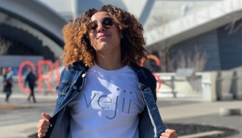 Vegan boxer Tammara Thibeault is going for gold at the Summer Olympics in Tokyo this year and will be promoting the benefits of a plant-based diet with Shop Veji