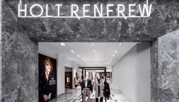 Canadian department store Holt Renfrew announces it is ditching fur and exotic skins in sustainability drive