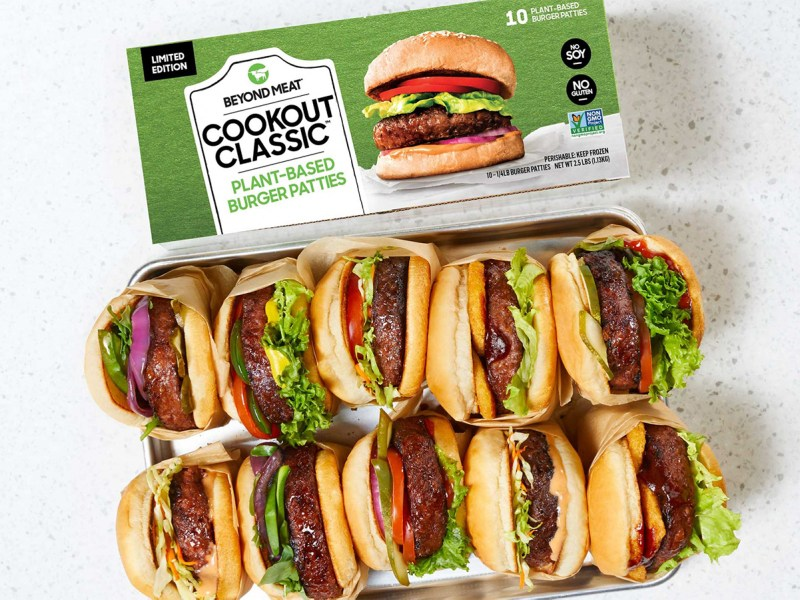 Beyond Meat's Total Revenue Has 'Potential' To Exceed $1 Billion By 2023, Say Experts