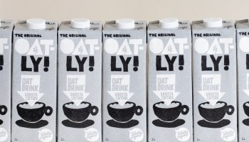 Oatly Sues Plant-Based Milk Rival Over Alleged Trademark Infringement