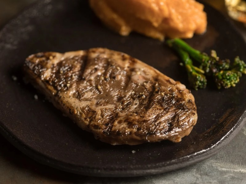 Aleph Farms To Launch Cell-Based Steak Following $105M Fundraising Round
