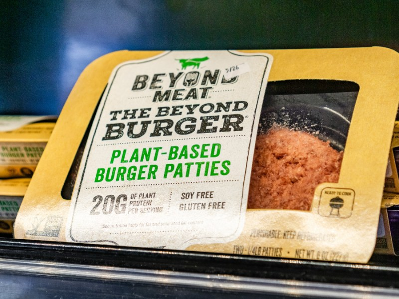 Beyond Meat launches online store in China