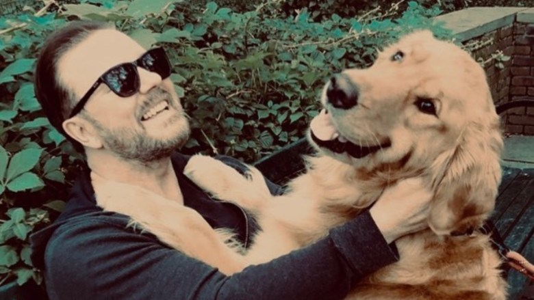 Ricky Gervais Slams YouTube For 'Enabling Animal Abuse'