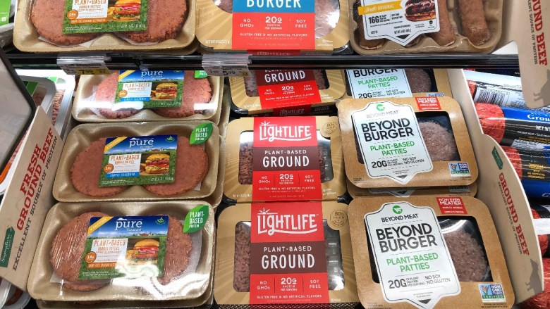 The plant-based meat industry secured $1 billion revenue over the COVID-19 pandemic, a new report finds