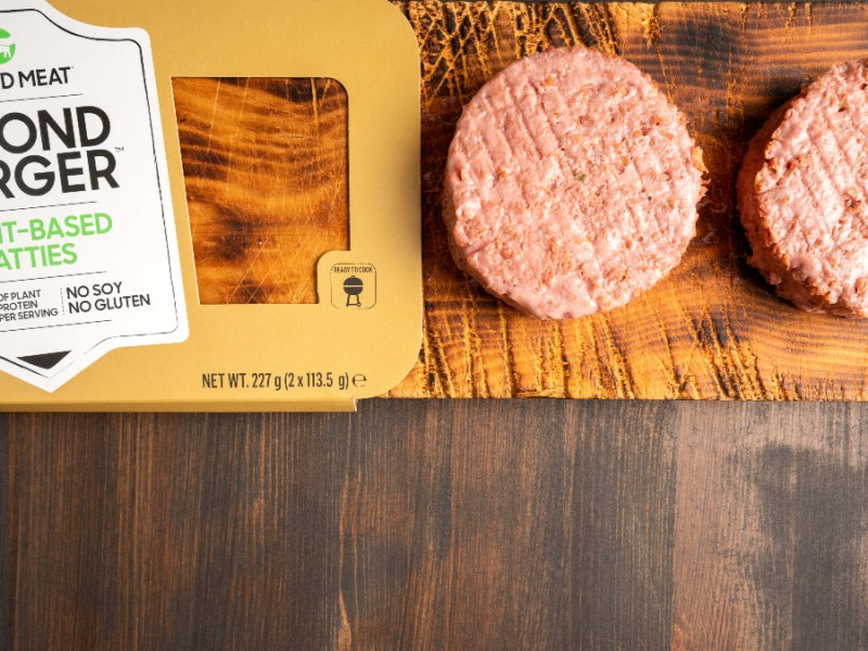 Beyond Meat is moving into plant-based dairy, according to trademark requests totalling 109