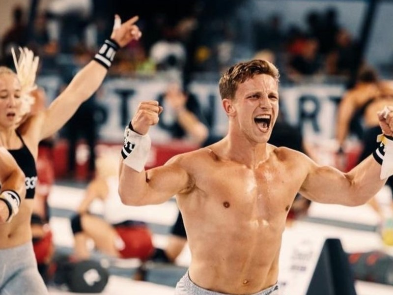 Vegan CrossFit Stars Crowned 'Fourth Fittest Team In The World'
