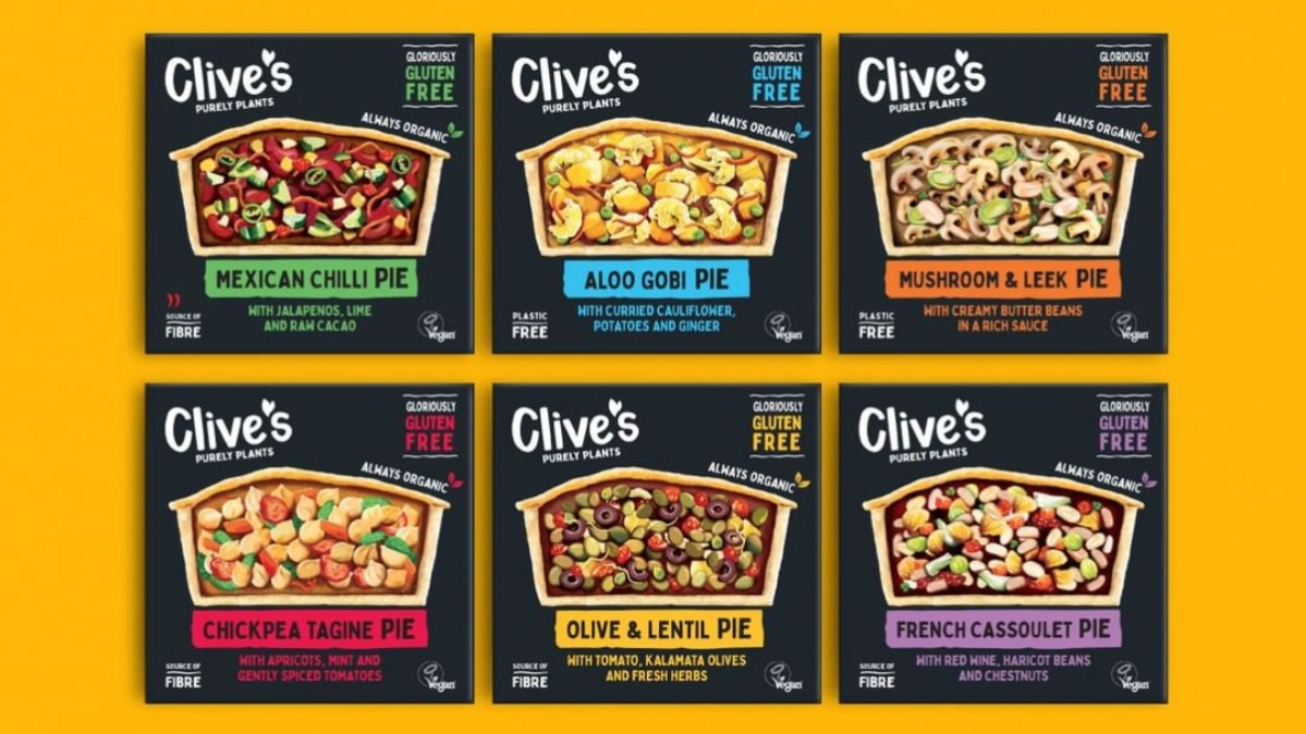 Clive's Purely Plants is acquired by vegan investment firm Veg Capital