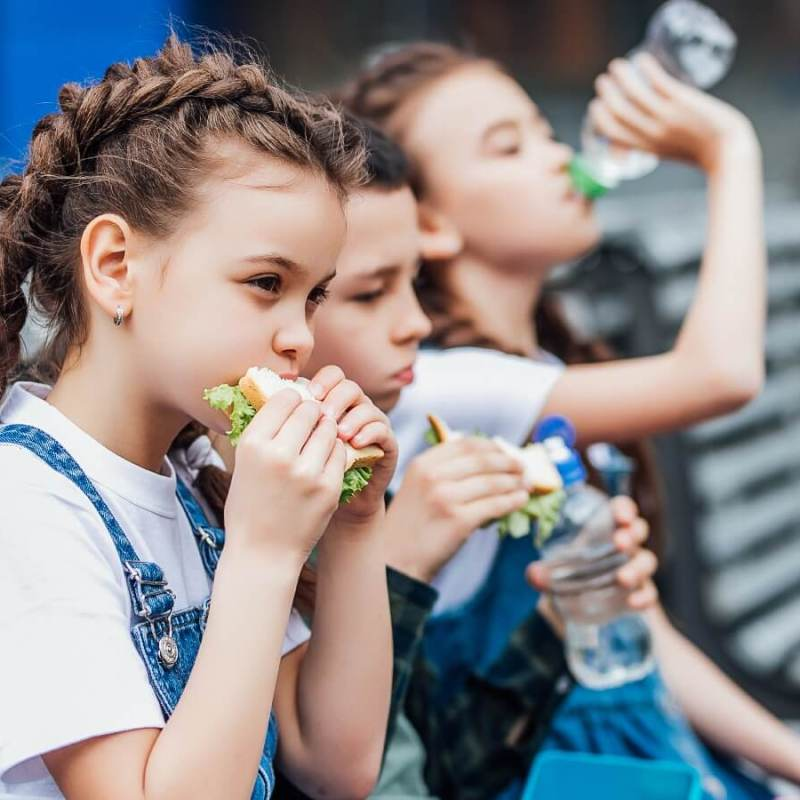 1 In 5 Kids In The UK Are Vegan Or Want To Be, Survey Finds