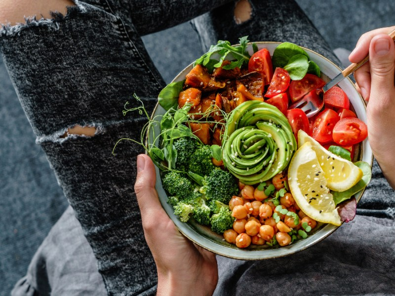 Government document encouraging plant-based diets swiftly removed, in leaked document