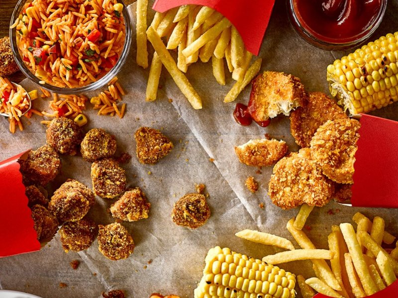 VFC's Vegan Fried Chicken Launches In 370 Tesco Stores Nationwide