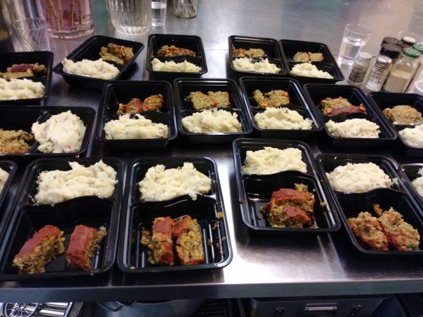 Meal Prep Class - Vegetable Meatloaf