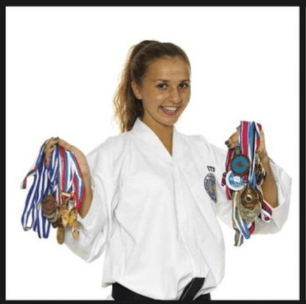 svetlana medals