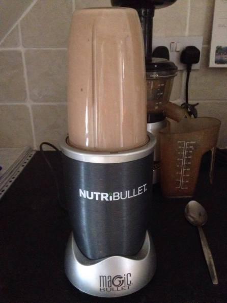 mushroom latte blending