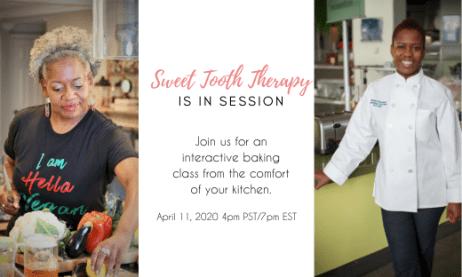 Vegan Sweet Therapy April 2020