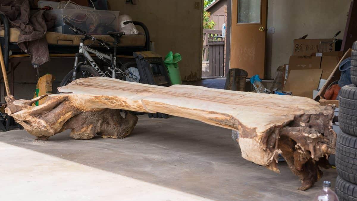 Bench Old Grinder