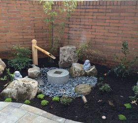 Small Japanese Garden Transforms This Backyard Watch