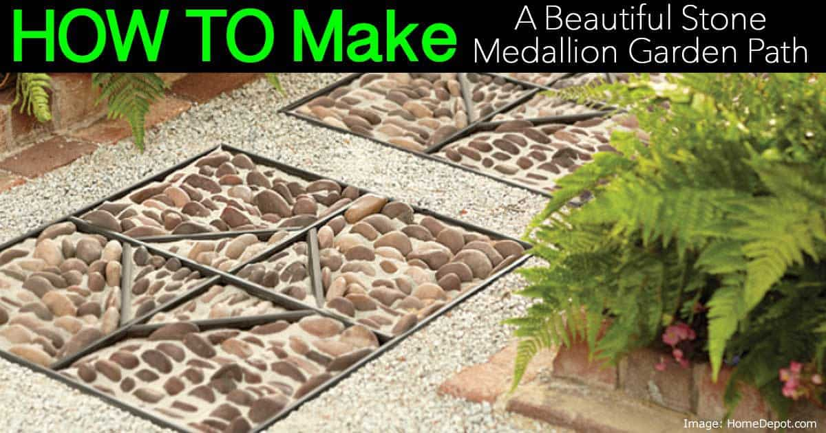 Stepping Stones For Gardens