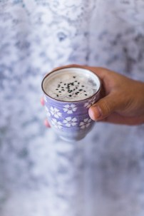 Black Sesame Latte5