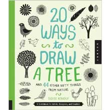 Twenty ways to draw a tree