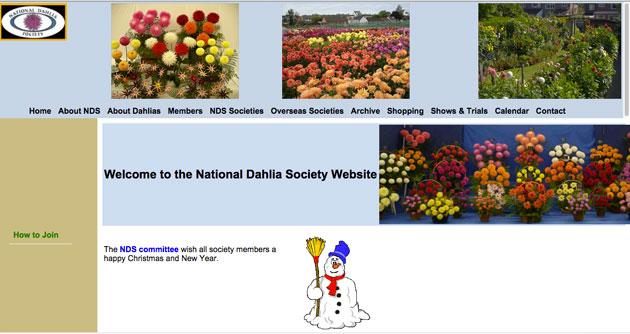 Dahlia society
