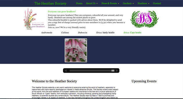 Heather Society
