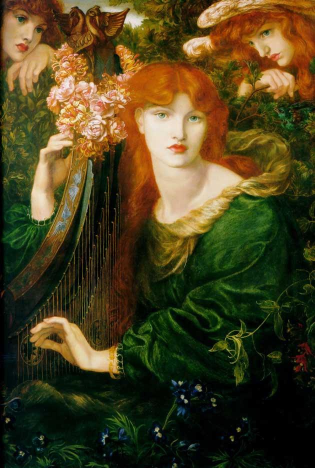 Rossetti' s plants