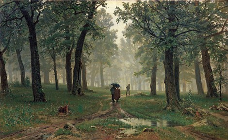 Tolstoy's Forest