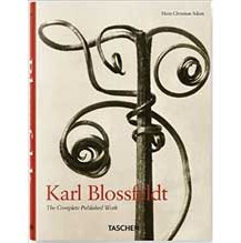 Karl Blossfeldt: The Complete Published Work by Hans Christian Adam